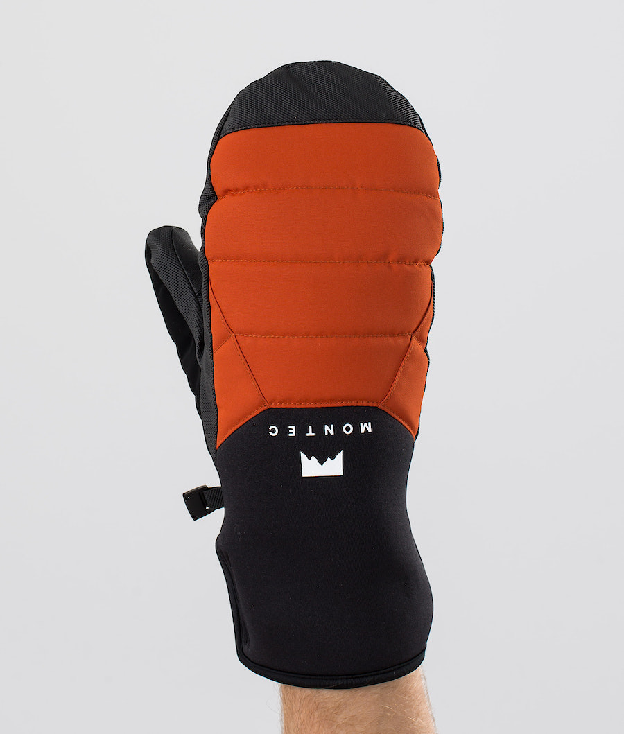 Montec Kilo Mitt Ski Gloves Clay
