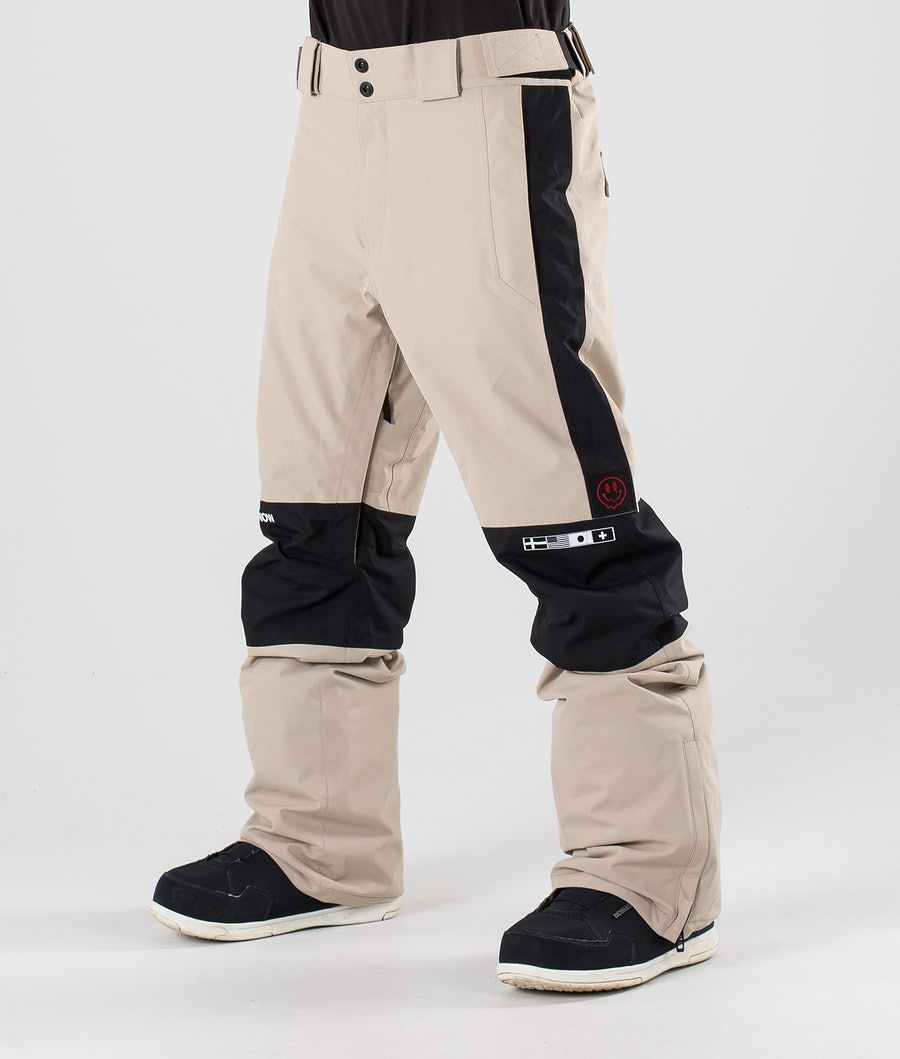 Dope KB Hoax II Pantalon de Snowboard Sand Black