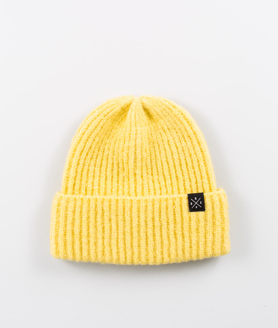 Dope Chunky Bonnet Yellow