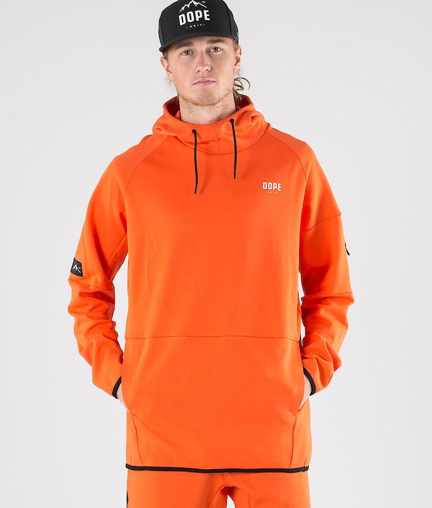 Dope Ronin Felpa con Cappuccio Orange