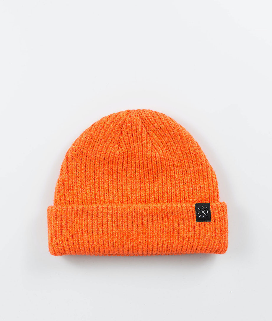 Dope Drifter Beanie Orange