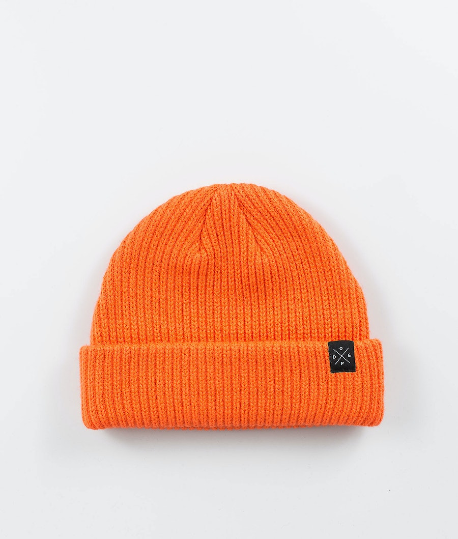 Dope Drifter Beanie Orange