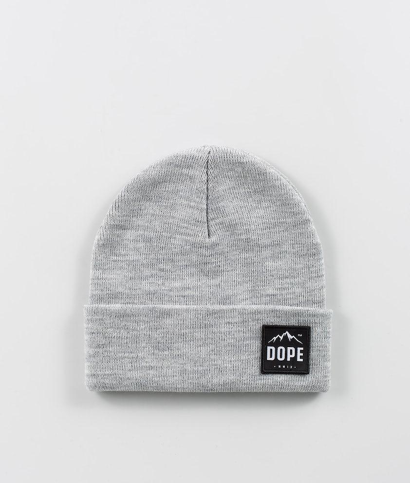 Dope Paradise Bonnet Grey Melange
