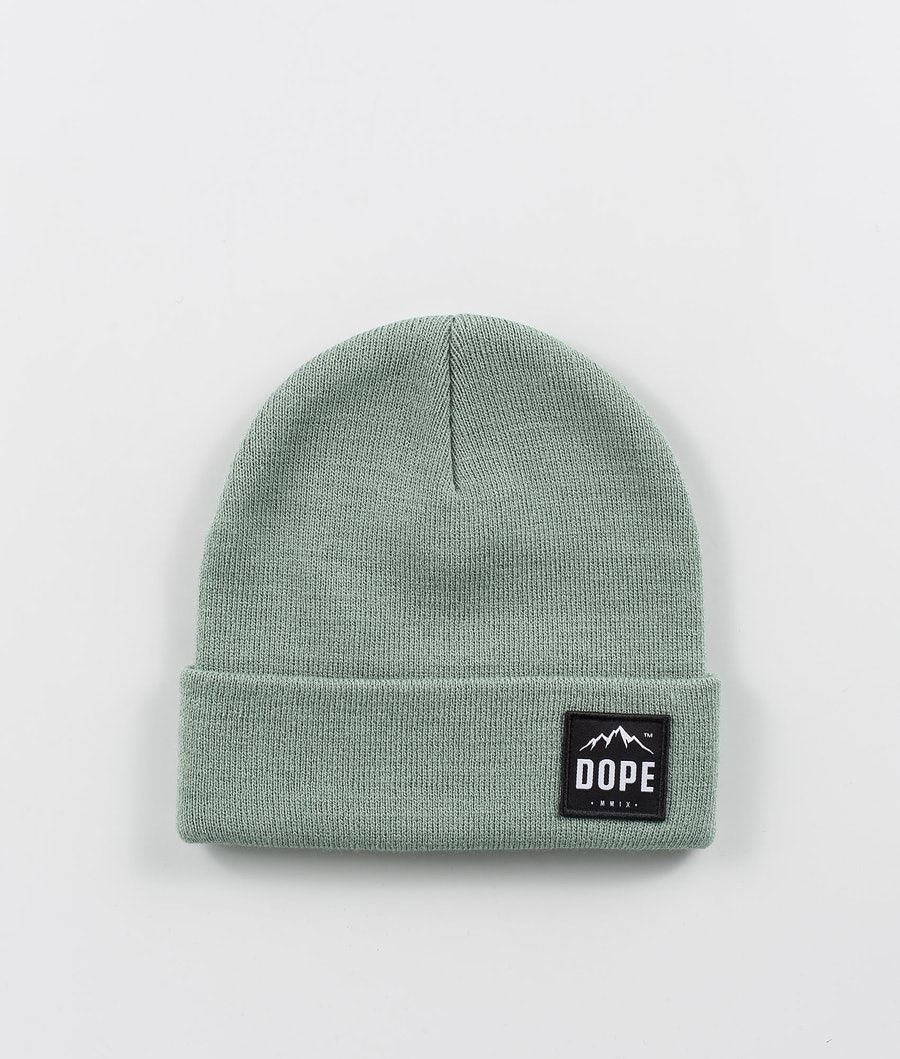 Dope Paradise Bonnet Faded Green