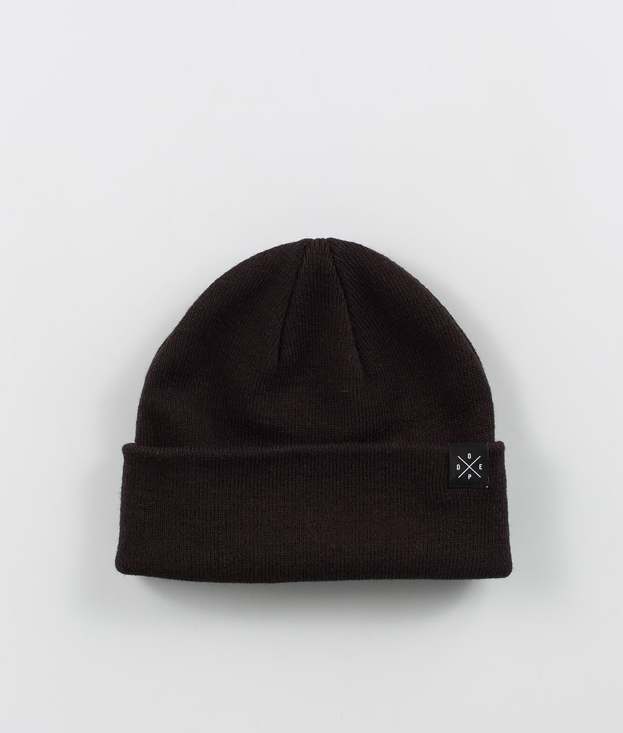 Dope Solitude Bonnet Black