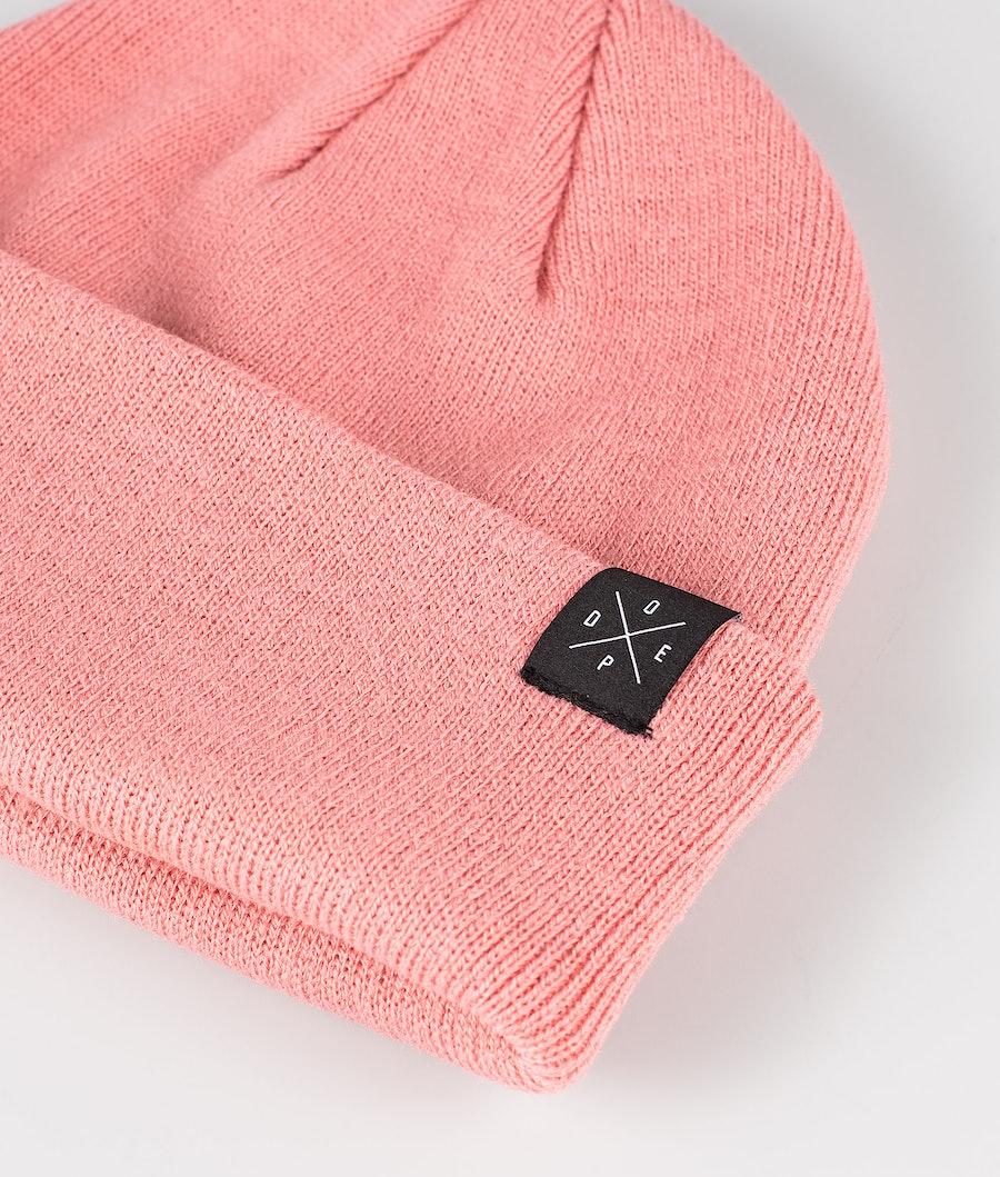 Dope Solitude Beanie Pink
