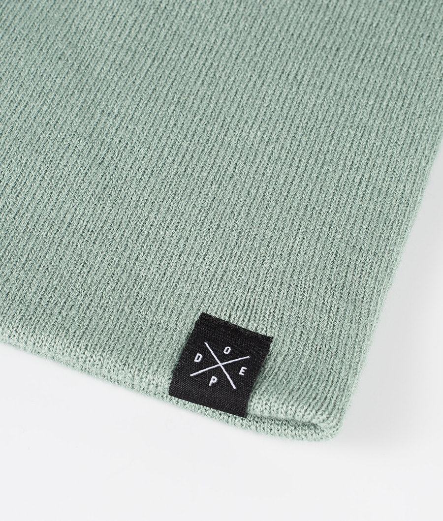 Dope Solitude Beanie Faded Green
