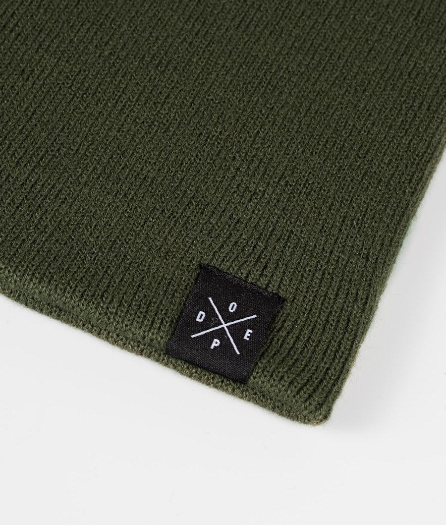 Dope Solitude Mütze Olive Green
