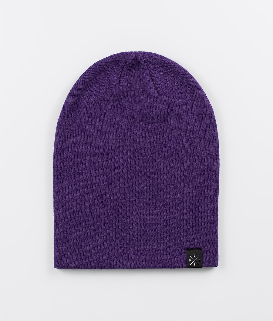 Dope Solitude Beanie Grape