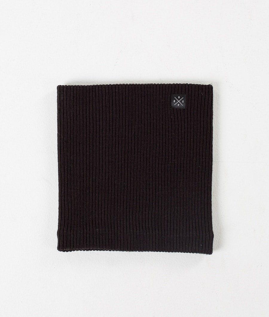 Dope 2X-UP Knitted Ansiktsmasker Black