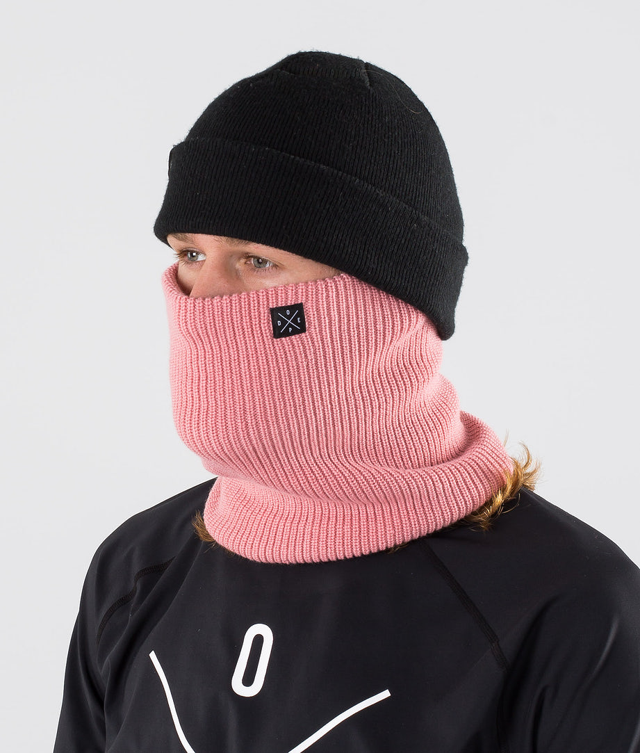 Dope 2X-UP Knitted Facemask Pink