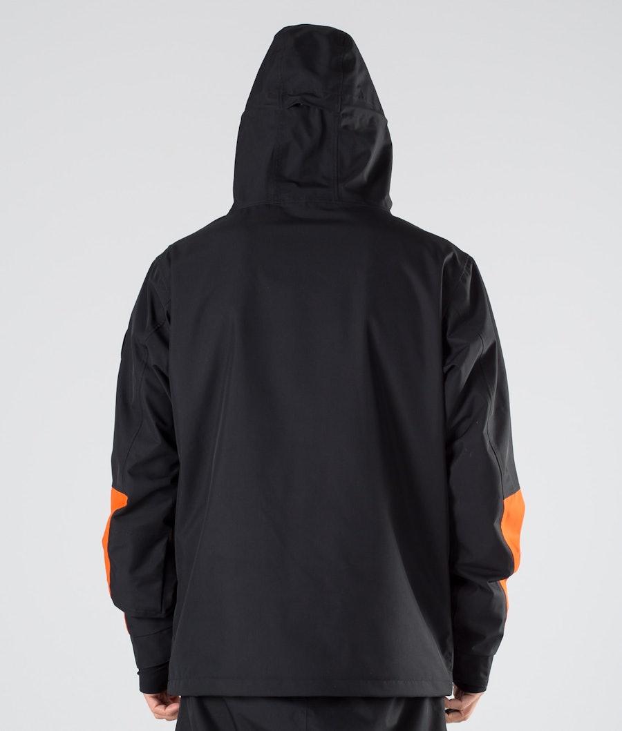 Dope Blizzard LE Giacca da snowboard Black Orange