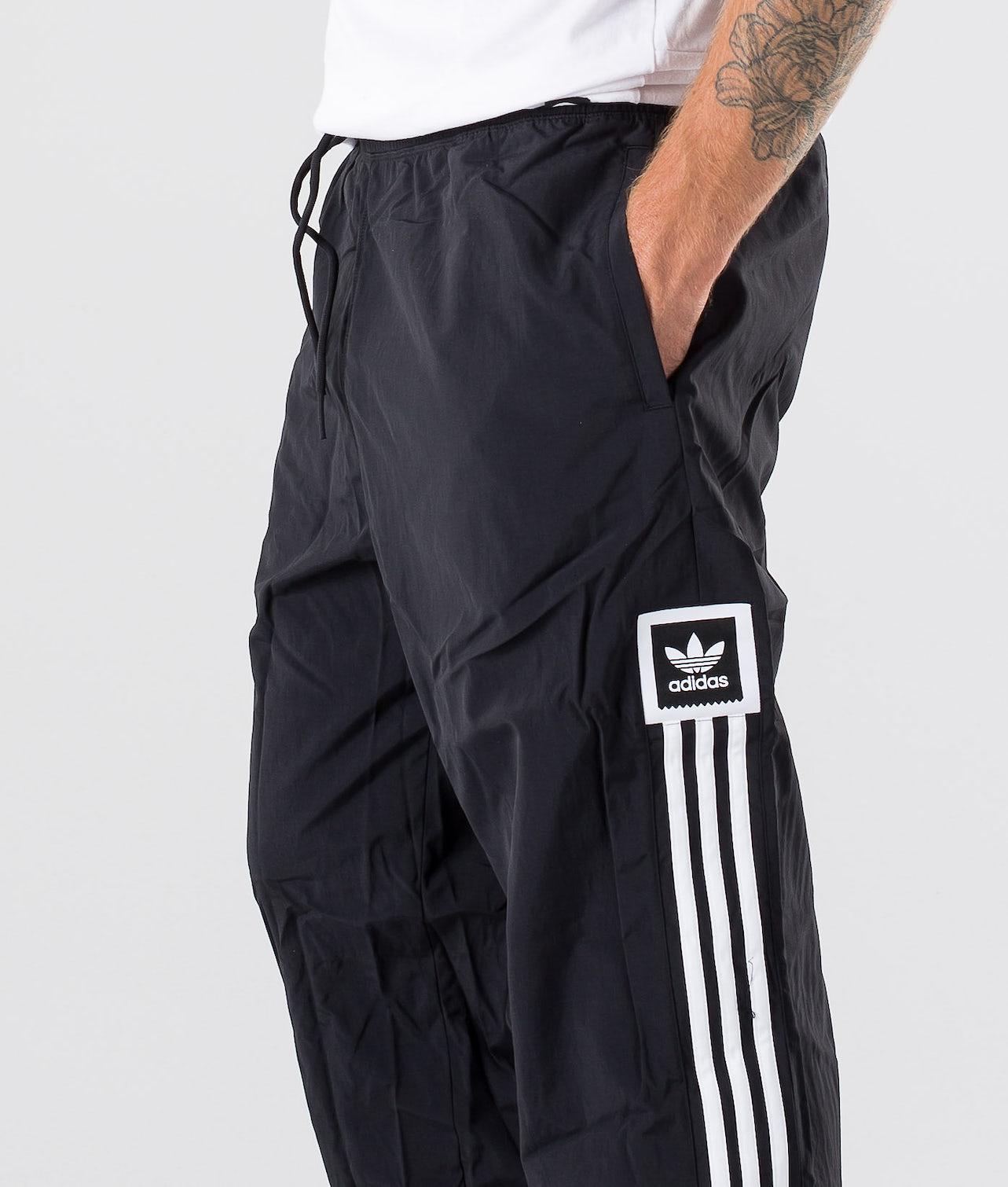 Adidas Skateboarding Standard Wind Bukser Black/White