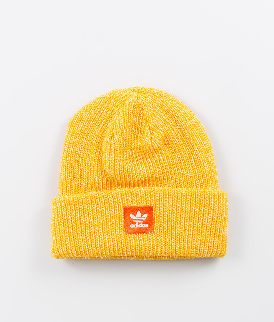 Adidas Skateboarding Joe Beanie 2 Mössa Active Gold/Cwhite/Active Orange