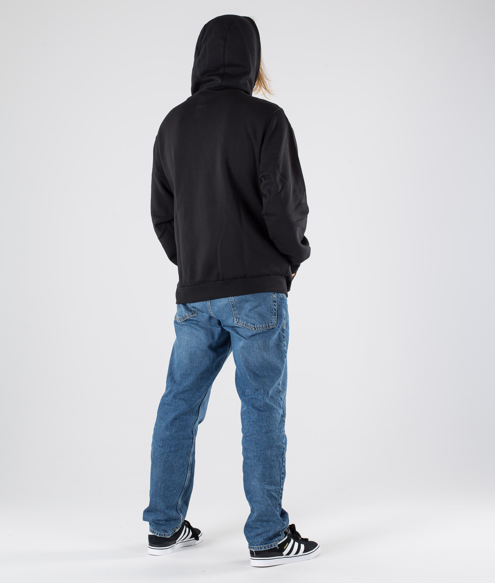 Adidas Skateboarding BB Print Hd Hoodie BlackActive TealActive Orange