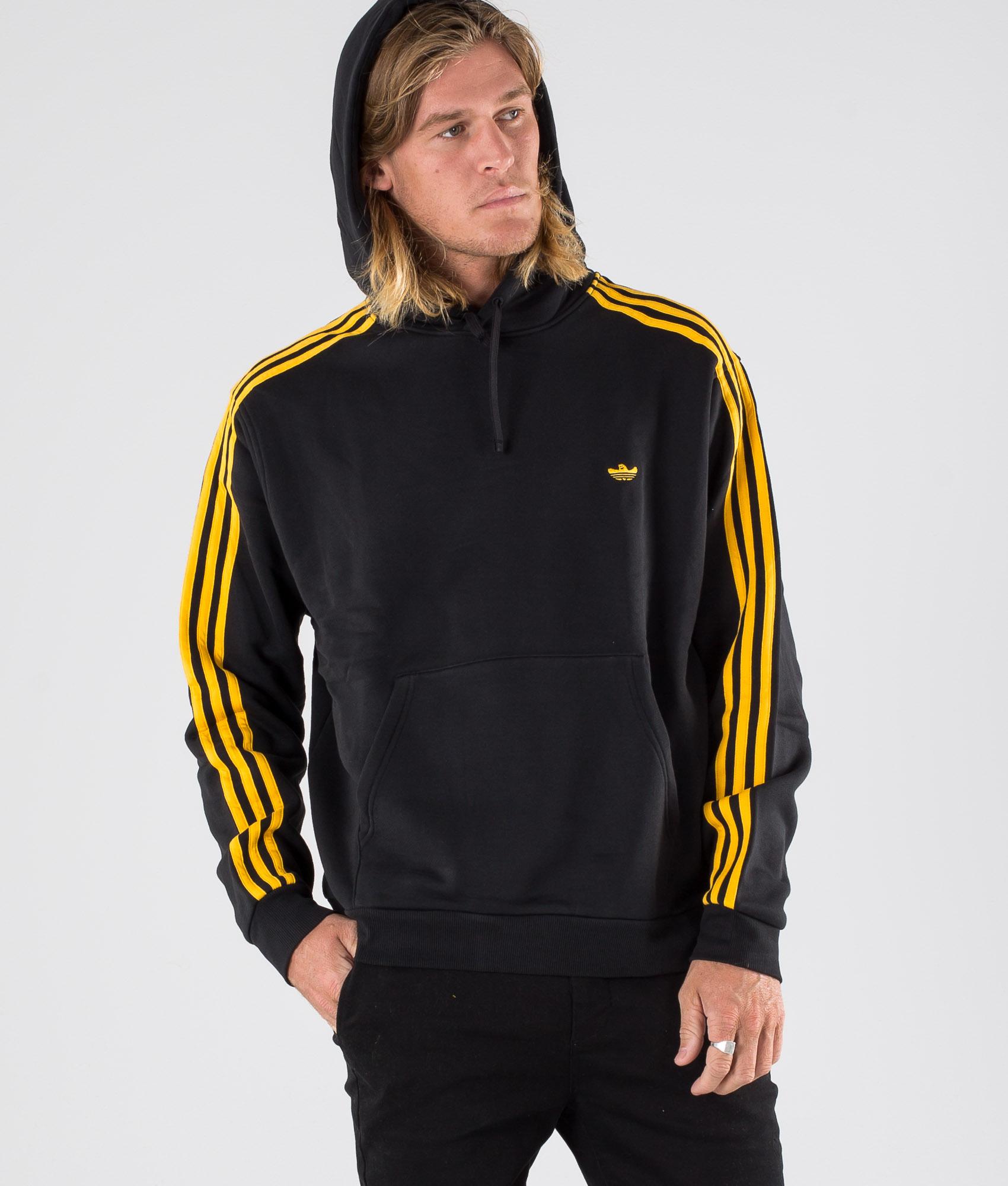 Adidas Skateboarding Mini Shmoo Hd Hood BlackActive Gold
