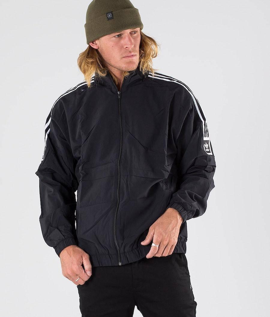 Adidas Skateboarding Standard 20 Jas Black/White