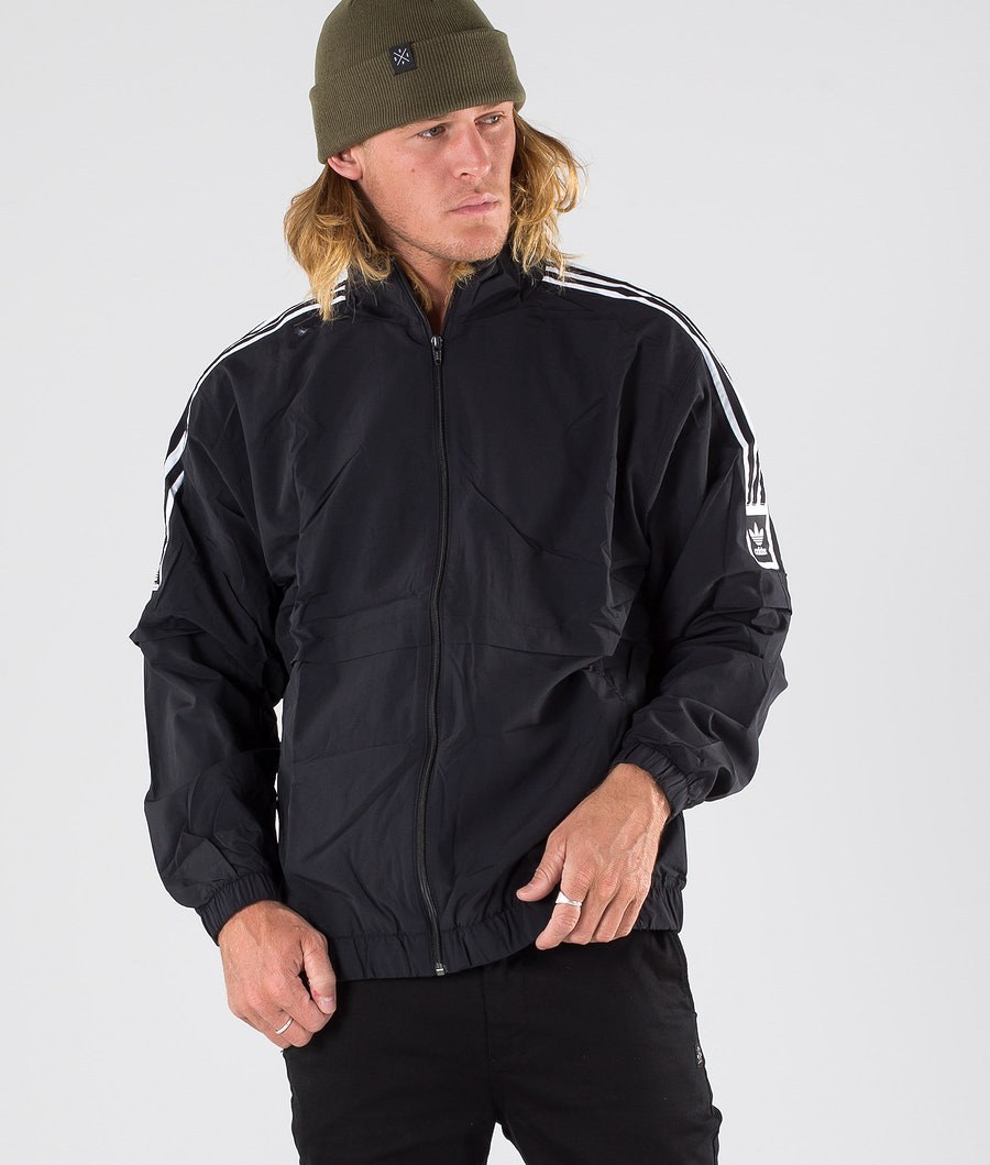 Adidas Skateboarding Standard 20 Jacka Black/White