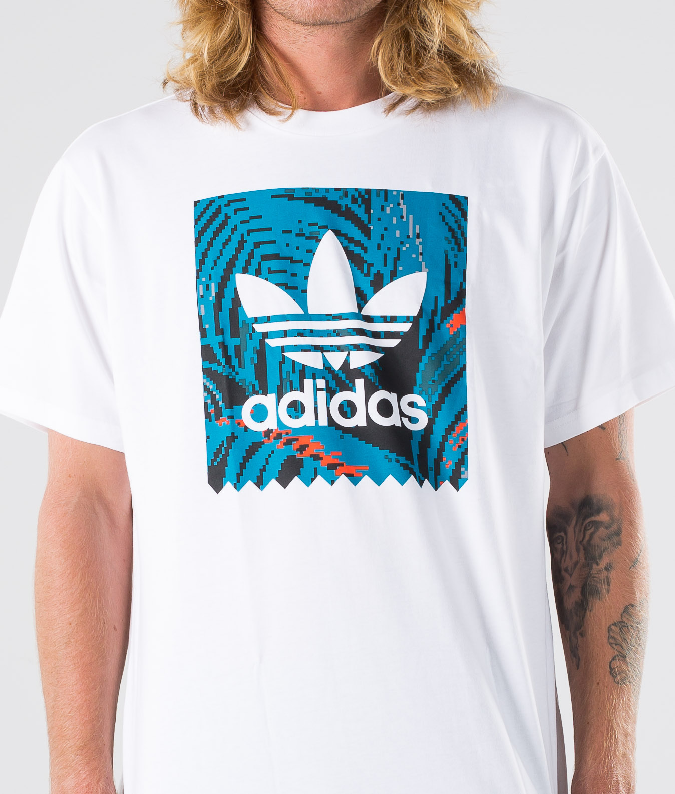 adidas shirt printing