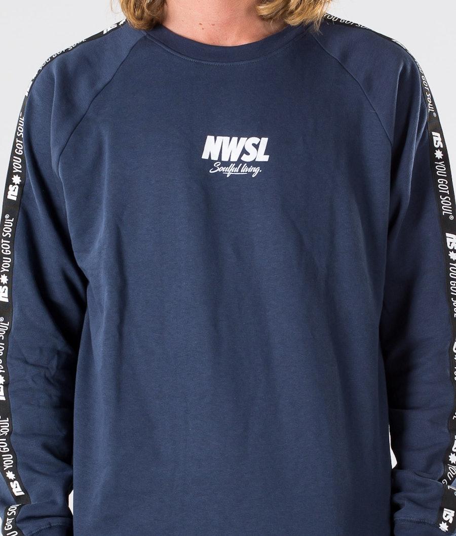 Newsoul NWSL II Tröja Marine