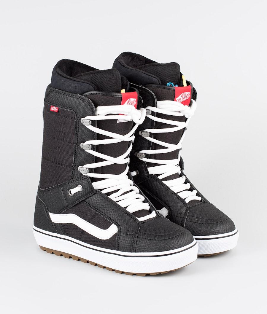 Vans Hi-Standard OG Boots Black/White 19