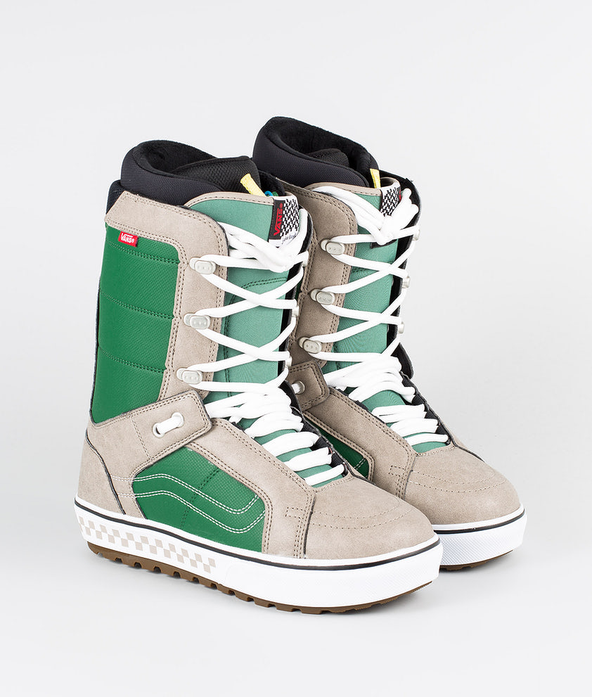 Vans Hi-Standard OG Boots (Jake Kuzyk) Green/Khaki
