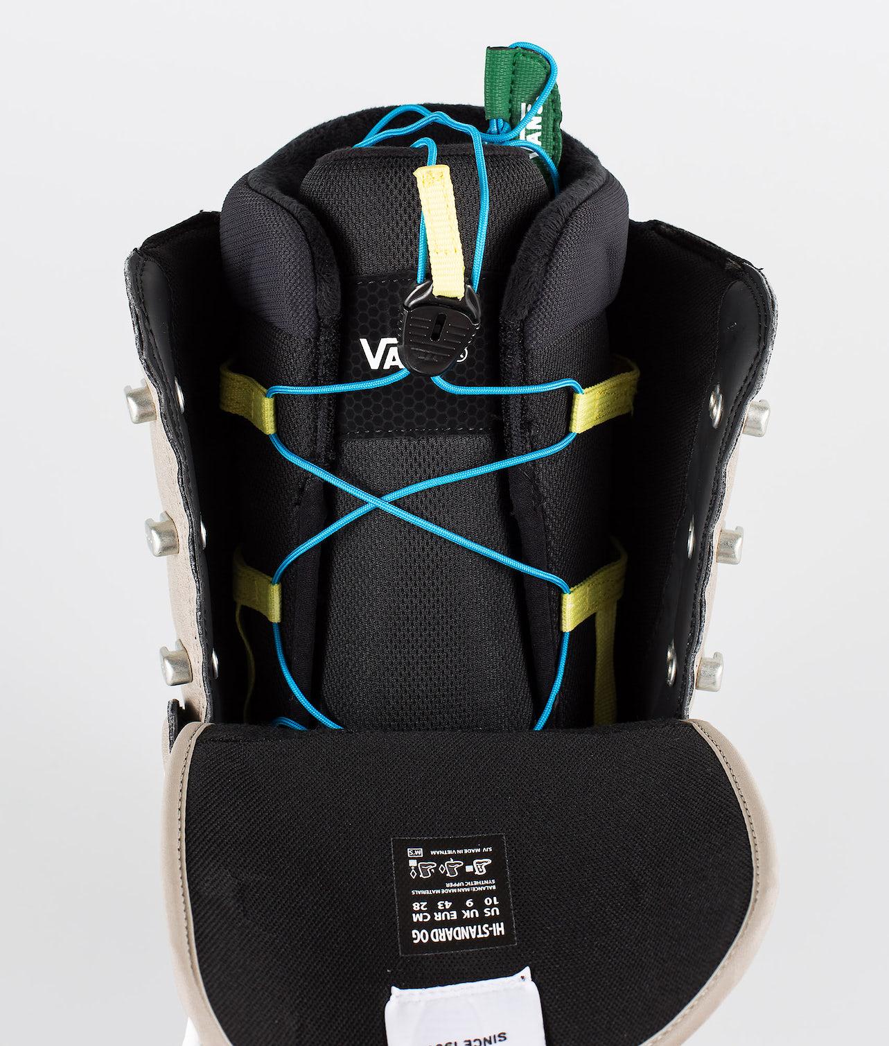 Kjøp Hi-Standard OG Boots fra Vans på Ridestore.no - Hos oss har du alltid fri frakt, fri retur og 30 dagers åpent kjøp!