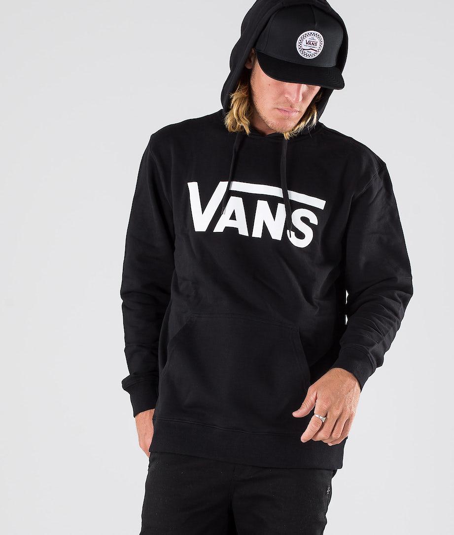 Vans Vans Classic Po II Capuche Black/White