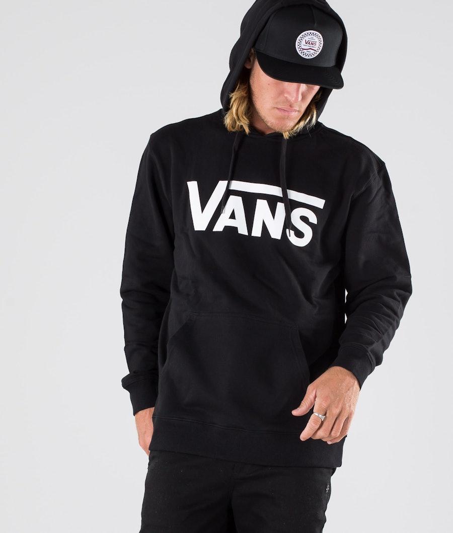 Vans Classic Po II Capuche Black/White