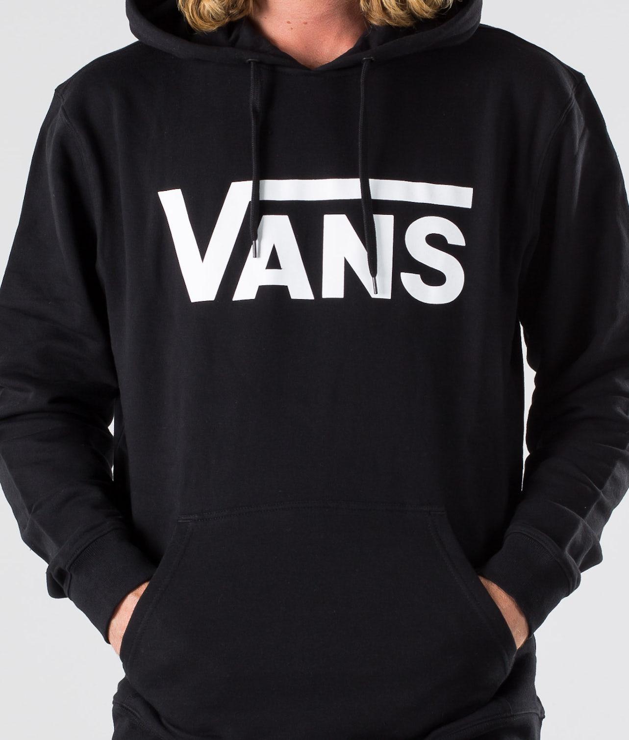 Vans Vans Classic Po II Hood Black/White