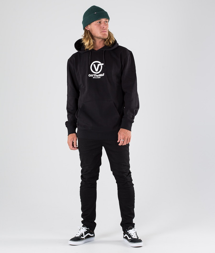 Vans Distorted Performance Po Hood Black