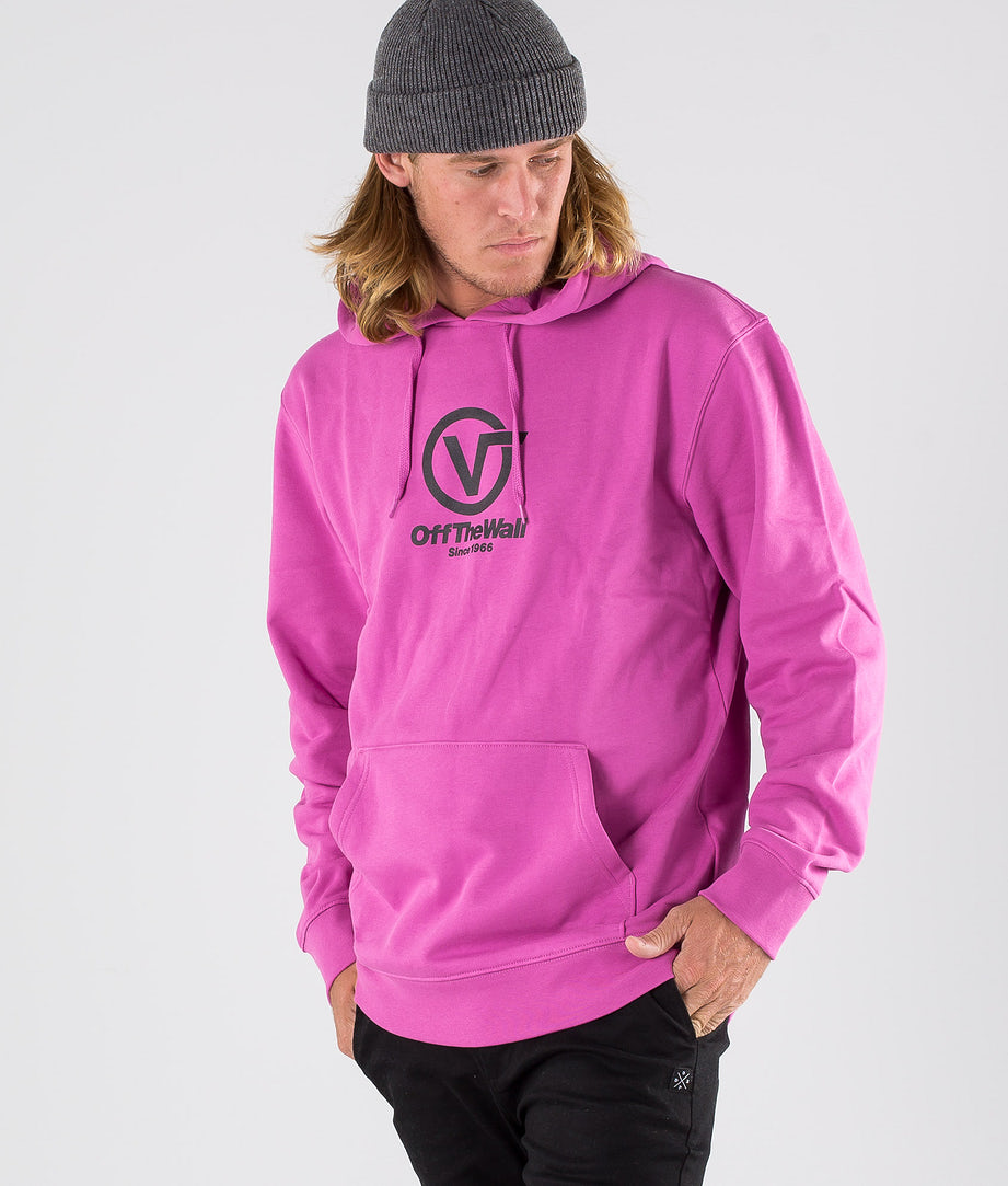 Vans Distorted Performance Po Hoodie Rosebud
