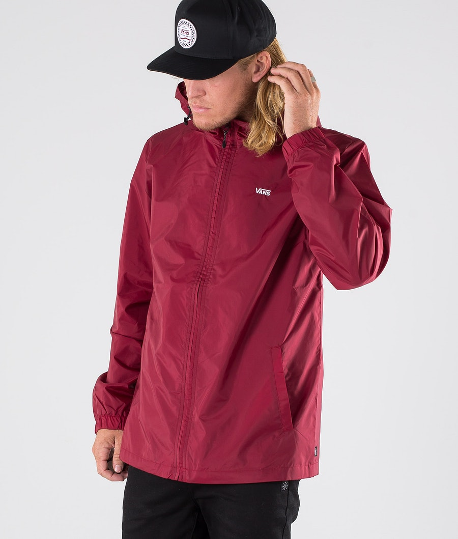 Vans Garnett Veste Biking Red