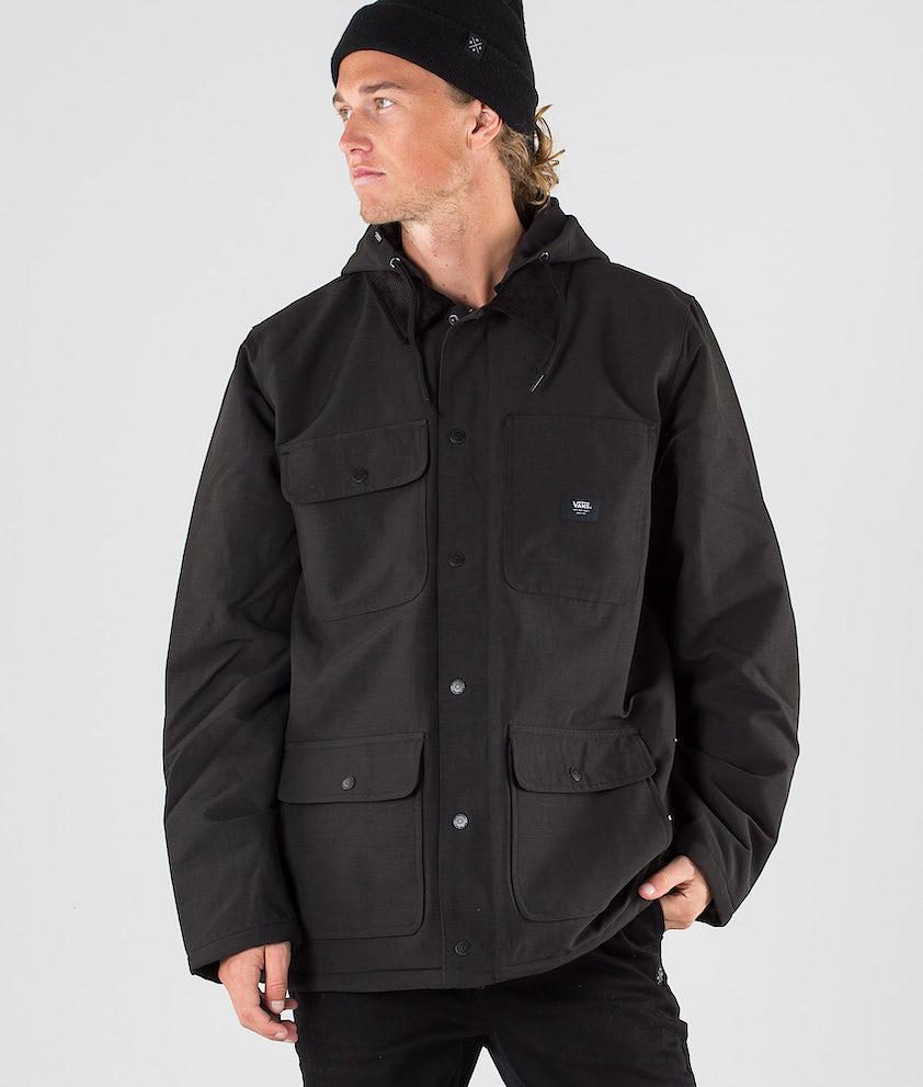 Vans Drill Chore Coat MTE Jakke Black