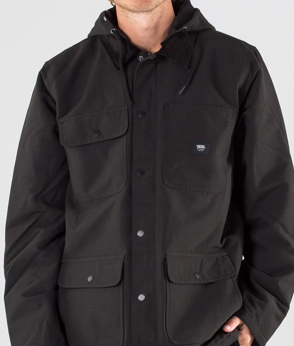Vans Drill Chore Coat MTE Jacke Black