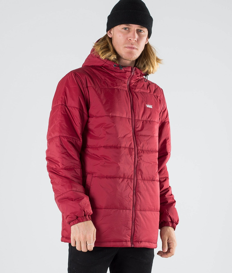 Vans Woodridge Jacket Biking Red
