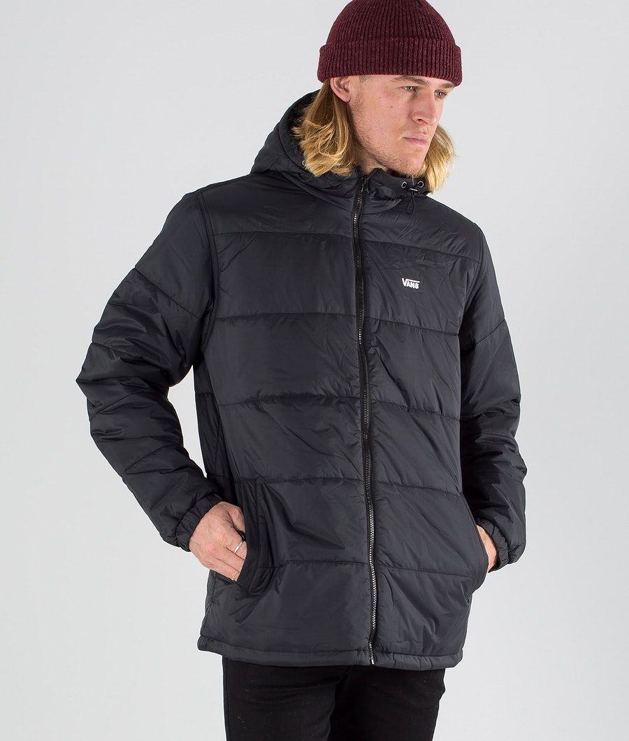 Vans Woodridge Jacket Black