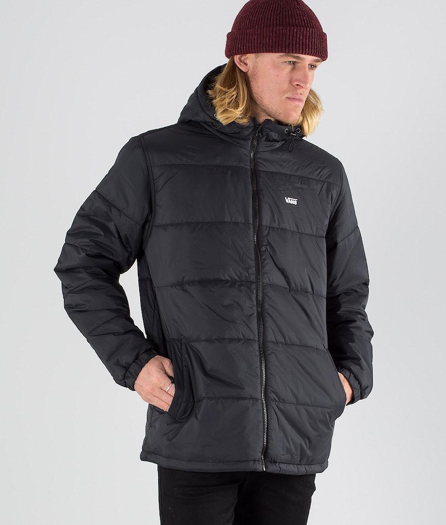 Vans Woodridge Jacket Black