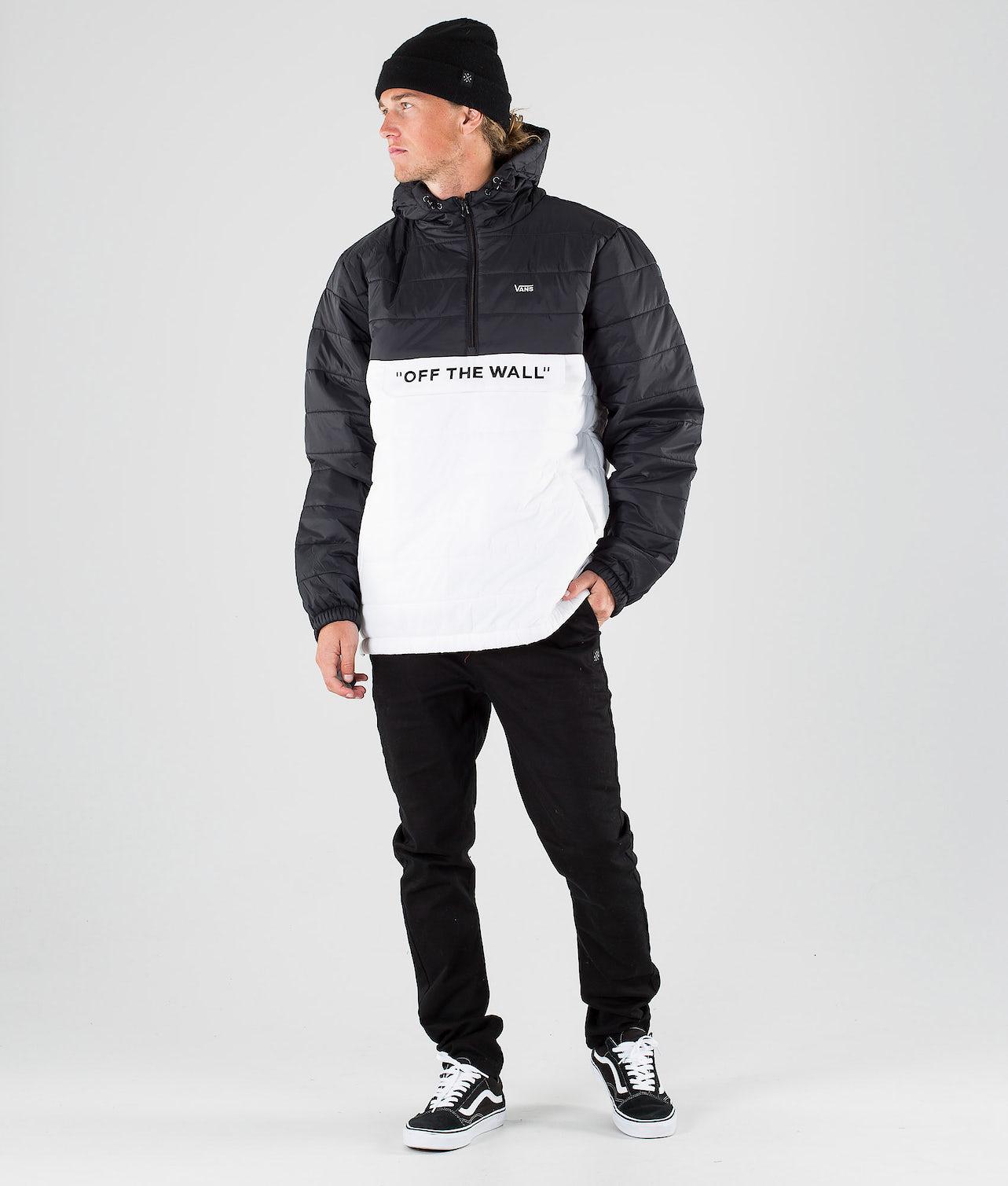 Kjøp Carlon Anorak Puffer Jakke fra Vans på Ridestore.no - Hos oss har du alltid fri frakt, fri retur og 30 dagers åpent kjøp!