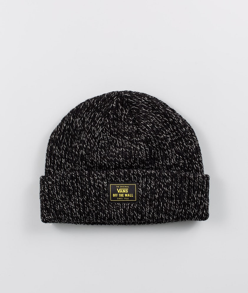 Vans Bruckner Cuff Mössa Black Heather