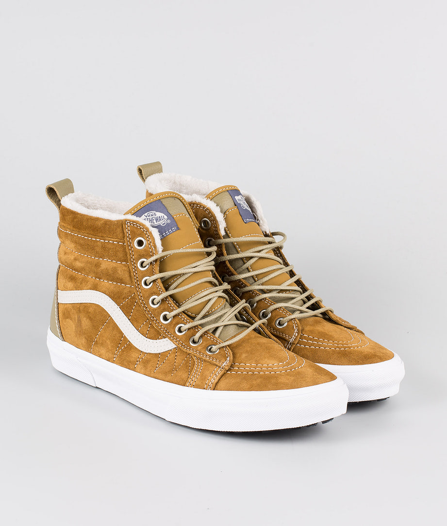 Vans Sk8-Hi MTE Shoes (MTE) Cumin/Slate Green