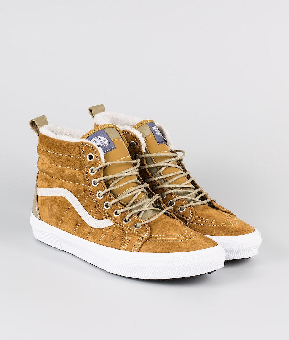 Vans Sk8-Hi MTE Chaussures (MTE) Cumin/Slate Green