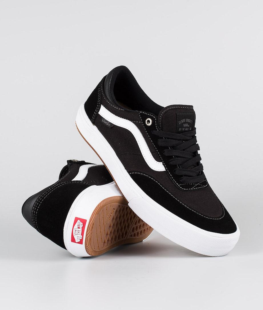 Vans Gilbert Crockett 2 Pro Chaussures Black/True White