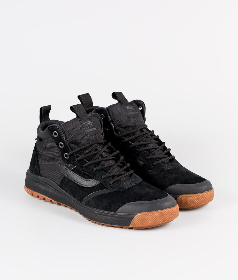 Vans Ultrarange Hi DL MTE Shoes (MTE) Black/Black