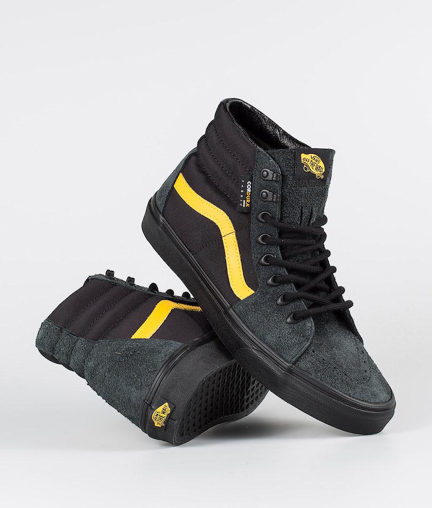 Vans Sk8-Hi Shoes (Cordura) Black