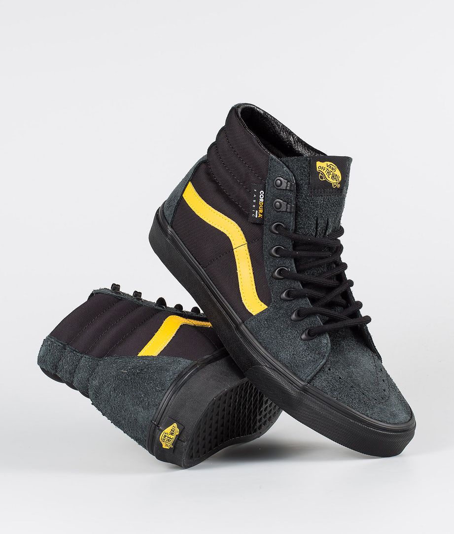 Vans Sk8-Hi Shoes (Cordura) Black