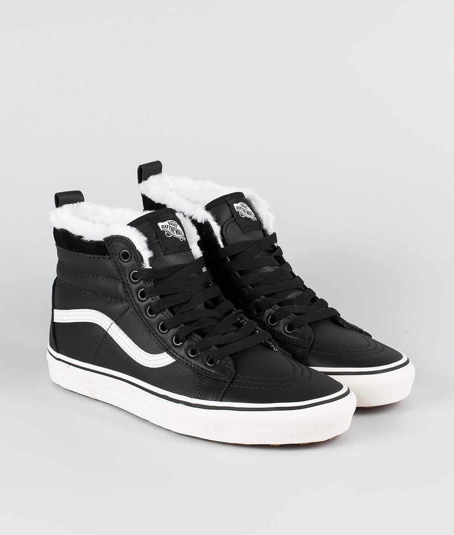 Vans Sk8-Hi MTE Skor (MTE) Leather/Black/True White