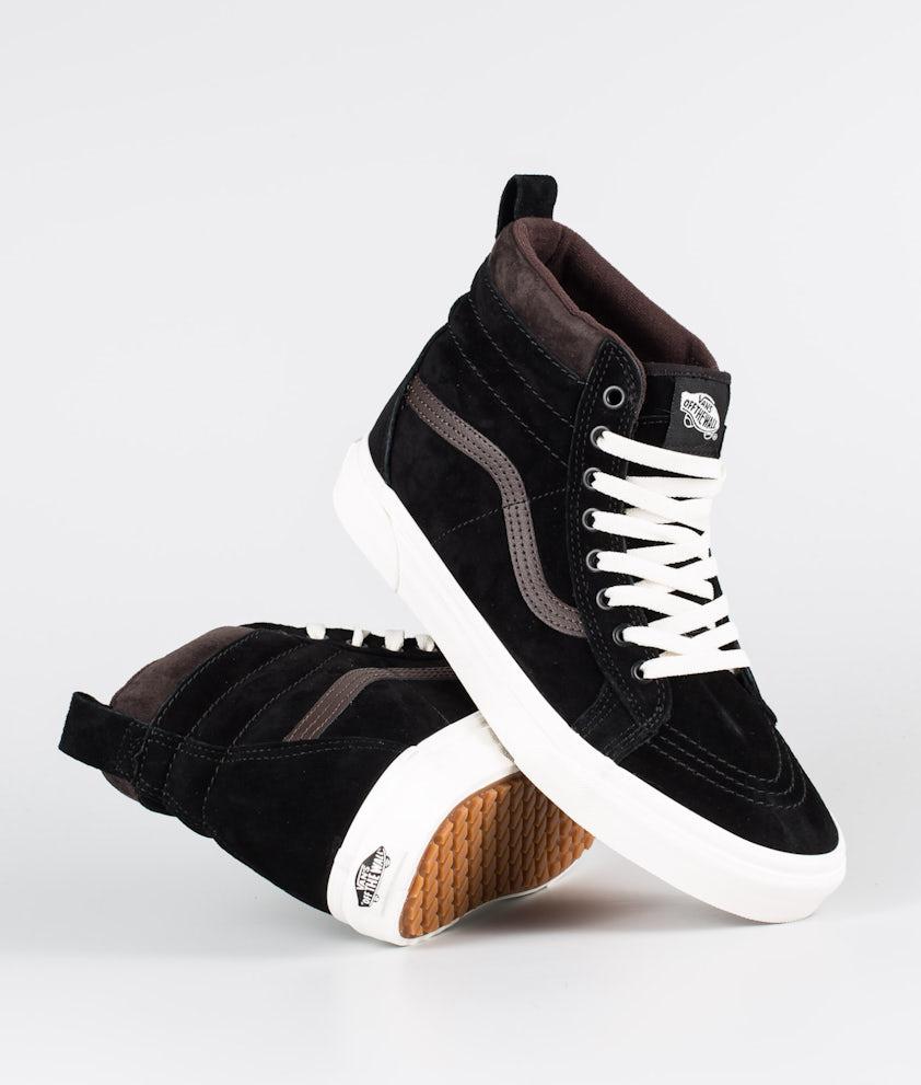 Vans Sk8-Hi MTE Shoes (MTE) Black/Chocolate Torte