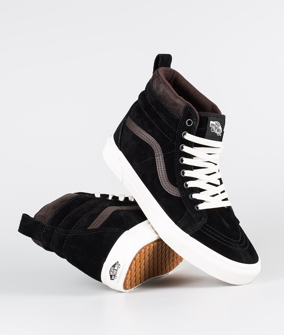 Vans Sk8-Hi MTE Shoes (MTE) Black/Chocolate Torte