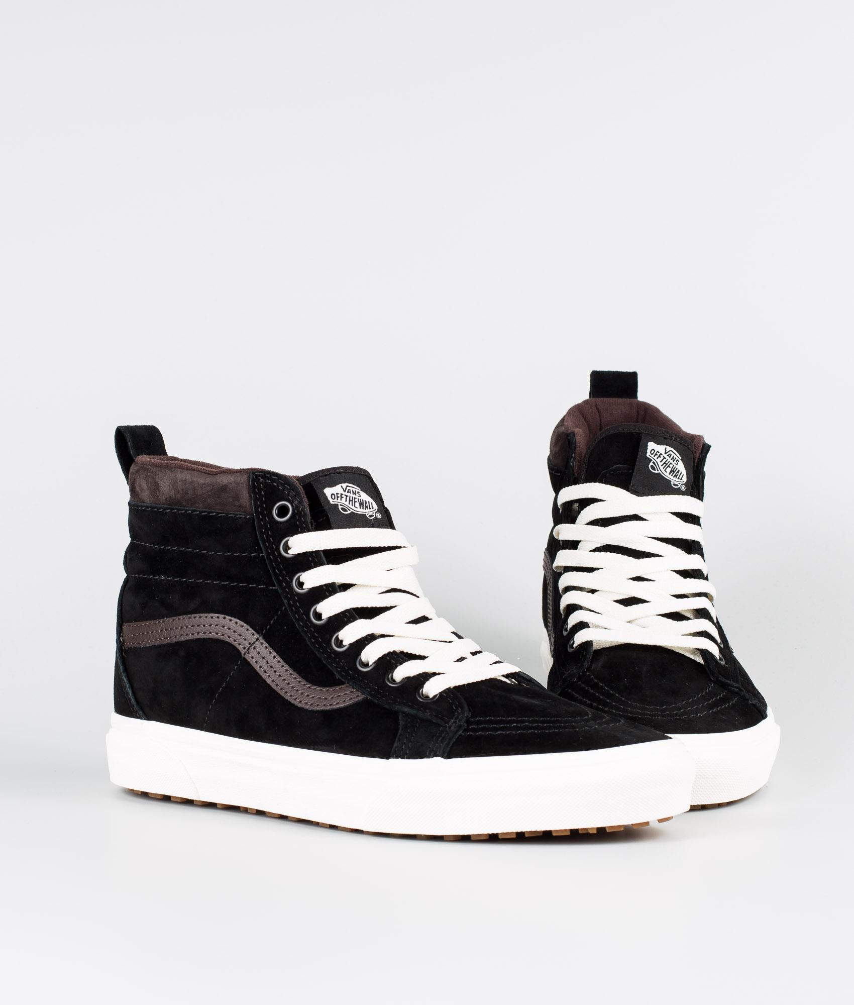 Vans Sk8 Hi MTE Chaussures (MTE) BlackChocolate Torte